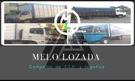 TRANSPORTE Y MUDANZAS CON EXPERIENCIA PARA AYUDARTE DE LA MEJOR FORMA POSIBLE