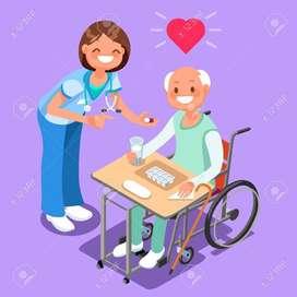 Enfermera Geriatrica