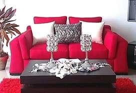 Sofa Doble Nuevo (mueble cuencano)