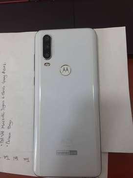 Motorola One Action perfecto estado