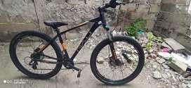 Bicicleta Rin 17 casi nueva