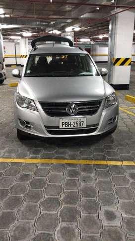 Volkswagen tiguan perfecto estado precio fijo