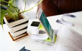 Cargador para el celular y smart wacht