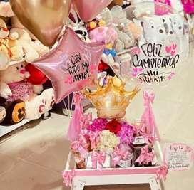 Bouquet de globos dia de las madres cumpleaños