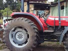 vendo un tractor agricola