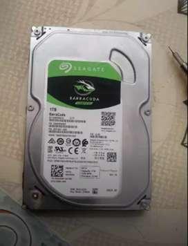 Disco duro 1 Terabyte totalmente nuevo