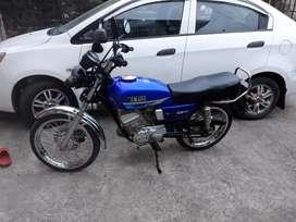 Vendo moto flamante RX 2007