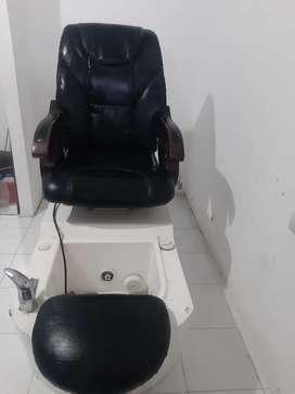 Spa de pies hidro masaje
