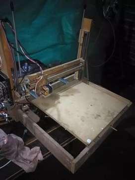 Se vende impresora 3d a un 90% terminada