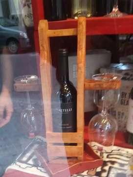 Exividor de vinos, porta copas, regalos para papá, regaleria