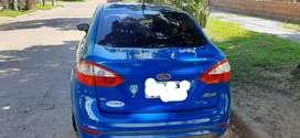 Ford fiesta kinetic 2014 con 70000