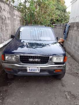 VENDO ISUZU RODEO