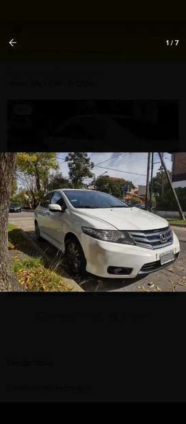 Vendo Honda City impecable