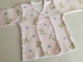 Batita Para Bebé Beba Nena Recién Nacido Mangas Largas
