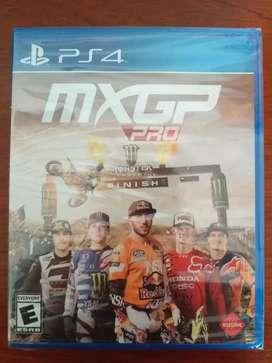 Juego de PS4 MXGP PRO