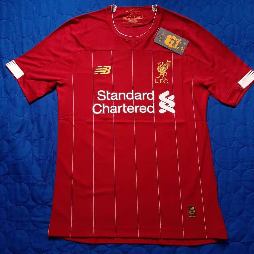 Camiseta New Balance Liverpool 2020