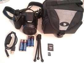Oferta Cámara Nikon Coolpix L340