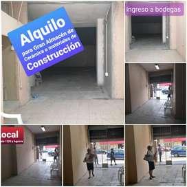 LOCAL COMERCIAL CENTRO- MACHALA Y LUQUE
