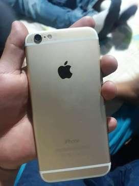 Iphone 6 esta de homologar osino se puede usar. Como ipod