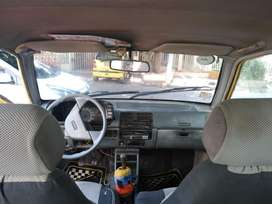 taxi chevrolet sprint 2003 trabajando placas barranquilla autotaxi