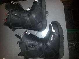 botas para snowboard talle 42 y medio