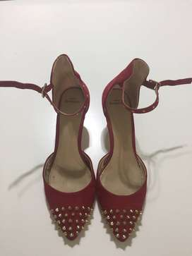 Zapatos Zara importados