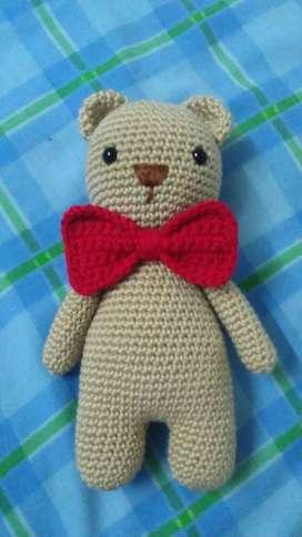 Muñecos a Crochet, Amigurumis.