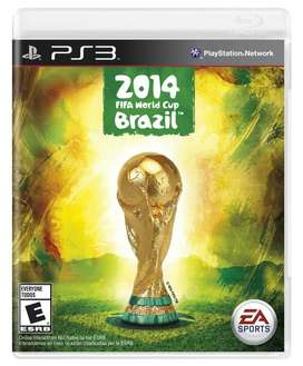 Ps3 Fifa World Cup Brazil 2014