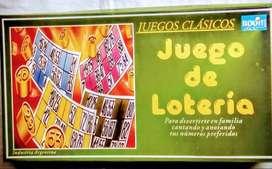 Juego de Lotería ''Room''