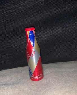 Botellas Coca-cola de aluminio Coleccionables