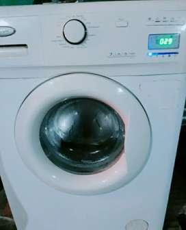 Vendo lavarropas automático whirpool
