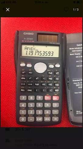 Calculadora Casio 300