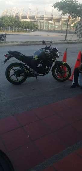 Yamaha fz 2017