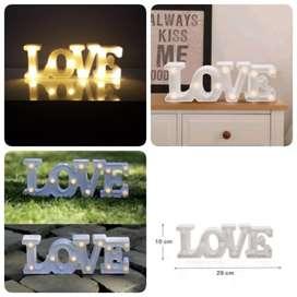 Lámparas Love Y Luces Clip Led 10fotos