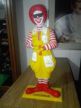 Muñeco de Mc Donald,s