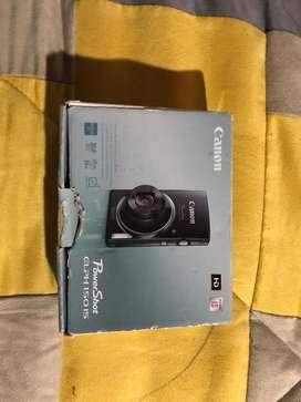 Nuevo Cámara Digital Canon Powershot Elph-150 Is (negro)