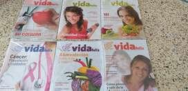 revista de salud vida feliz con más de 100 en el mercado. escrito por .pero 10 profesionales.