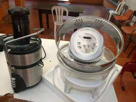 Electrodomésticos cocina.