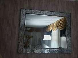 Espejo color plata