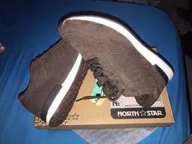 Zapatillas NORTH STAR totalmente nuevas