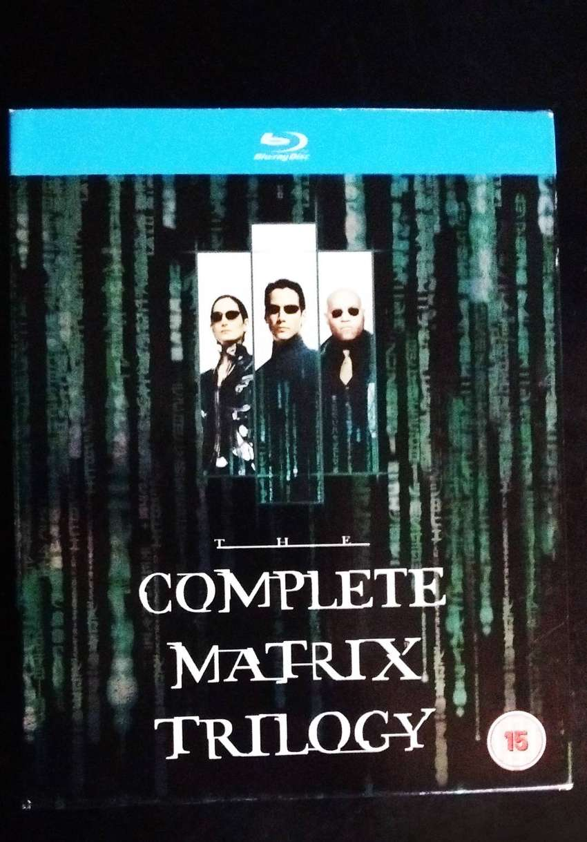 The Matrix Trilogy 0