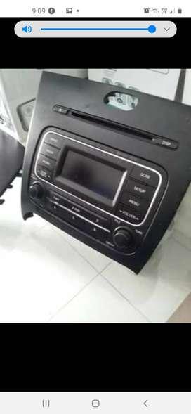Vendo radio original para kia cerato pro