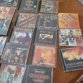 Coleccion de guns and roses
