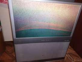 Televisor proyector de 46 pulgadas pantalla en acrílico