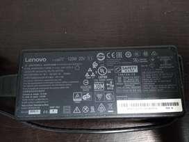 Lenovo Adaptador de 20v 120W