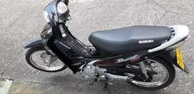 Se vende moto Suzuki Best 125 modelo 2010.
