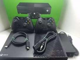 Xbox One con 2 Joystick