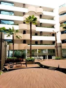 Alquiler suit full amoblada, confortable, Samborondon Plaza,