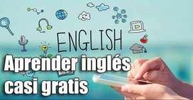 Clases Virtuales de Ingles a bajo costo