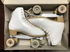 Vendo patines artísticos profesionales RISPORT